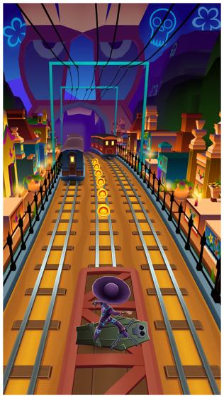 Subway Surfers Screenshots - Android Picks (2)