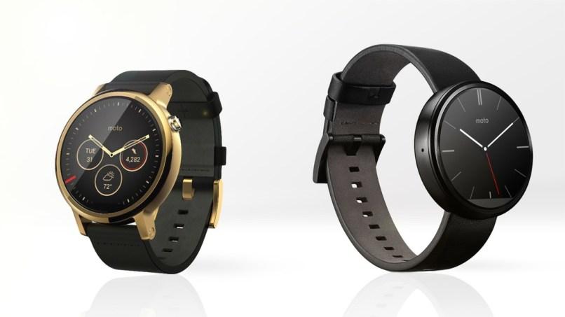 Motorola 360 (v1 és v2)