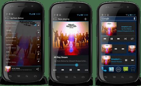 cyanogenmod 9 music App - Install CyanogenMod 9 Music app on Ice cream sandwich Phone