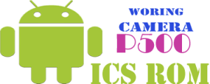 ics p500 camera e1336059869278 - Install Ice Cream Sandwich (Working Camera) on LG P500 [Cyanogenmod 9]