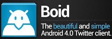 Boid App - Boid App for twitter coming soon on Gingerbread