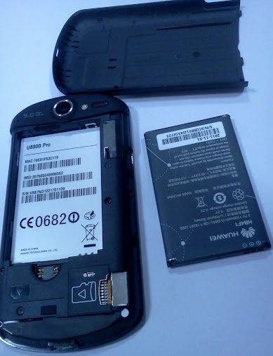 Huawei IDEOS X