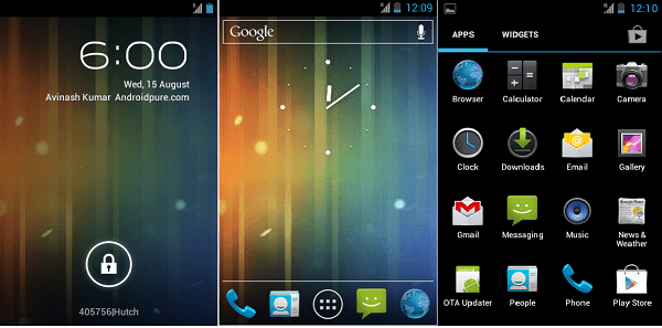 Oxygen ICS ROM - Install Oxygen ROM [Ice Cream  Sandwich ICS] on LG P500 Optimus One