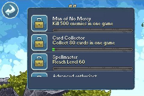 Spell Sword Achievements