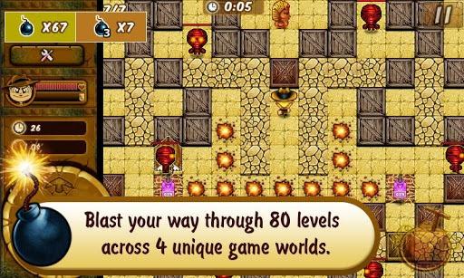 Bombergeddon gameplay