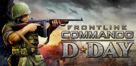 Frontline Commando DDay