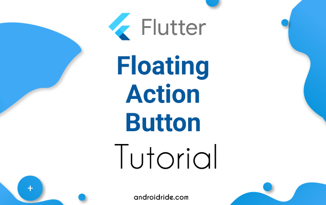 floating button flutter example