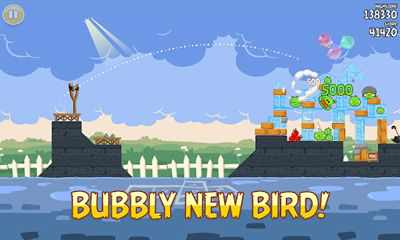 Angry Birds Seasons Back To School Para Android - Captura