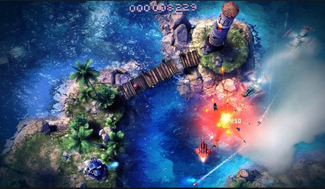 Sky Force 2014 Para Android - Captura
