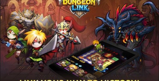 Dungeon Link Para Android - Captura