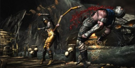 Screenshot De MORTAL KOMBAT X Para Android