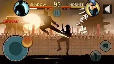 Shadow Fight 2 Para Android - Captura
