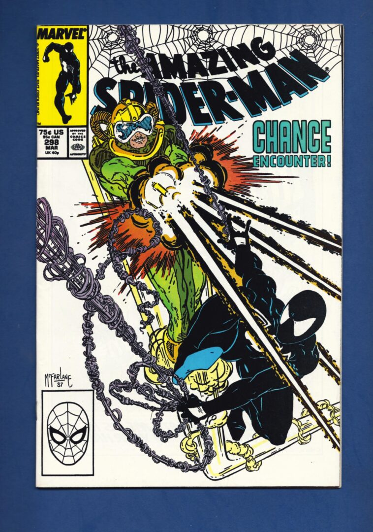 Spiderman 298 : spiderman, Amazing, Spider-Man, Android's, Comics