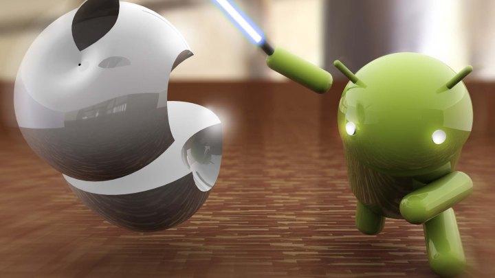 Android x iOS (opinião pessoal)