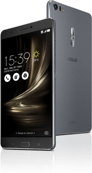 ZenFone 3 Ultra_Black front and back