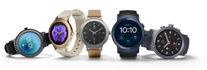 LG Watch Style and LG Watch Sport