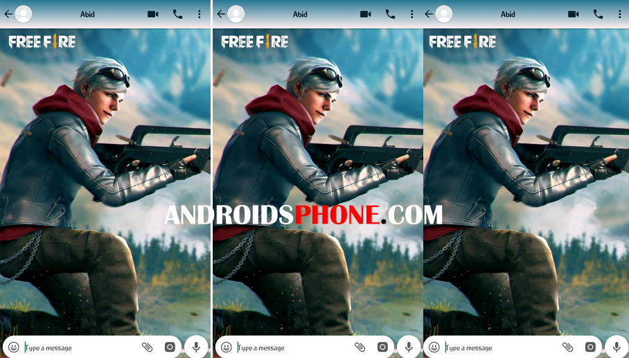 Download Tema Free Fire Maxim Untuk Gbwhatsapp Themes Whatsapp