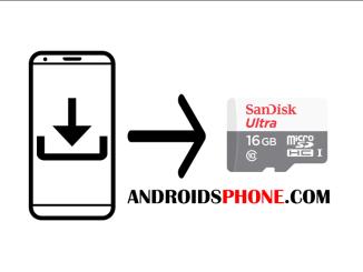 Cara Agar Hasil Download Tersimpan Otomatis Tersimpan di SD Card