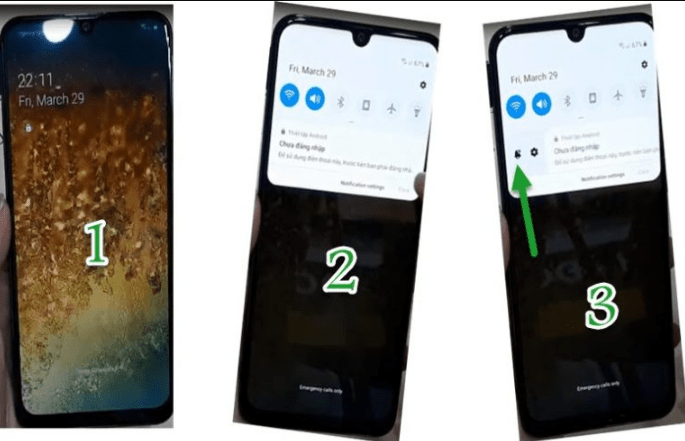 Cara Melewati Akun Google Samsung A10