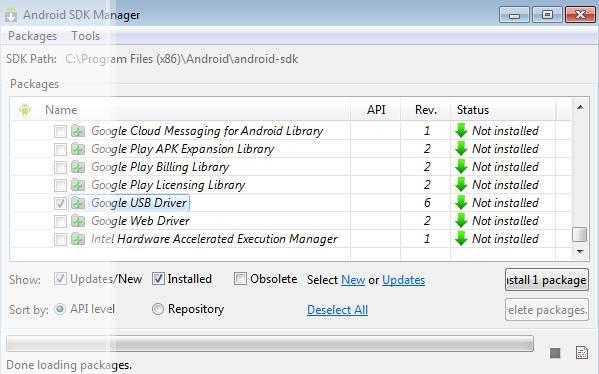 Samsung Galaxy S USB Driver (64 bit) 1.3.450.0 64 bit Download.