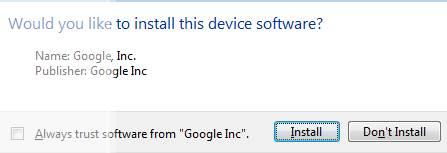 Samsung Galaxy S USB Driver (64 bit) 1.3.450.0 64 bit Download