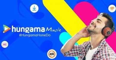 Descargar Hungama Music Apk
