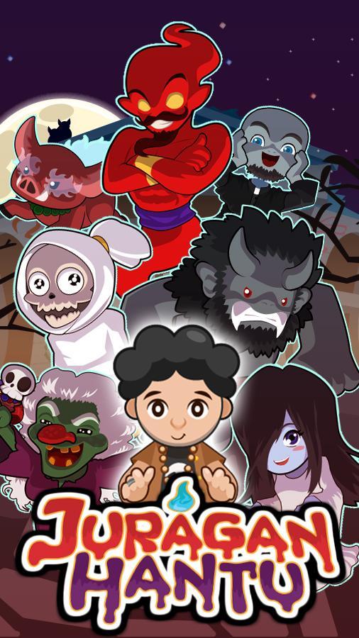Ghost Battle Mod Apk : ghost, battle, Download, Juragan, Hantu, Shopping), Android