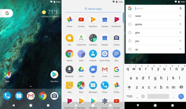 Google Pixel 2 launcher Now Available for All Android