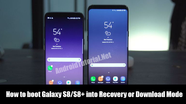 how to stop download mode s8