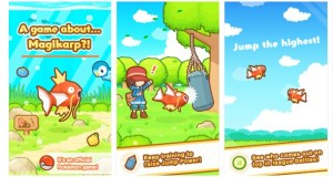 Pokemon magikarp jump apk for android