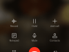 how to add a call record button to Huawei P10 Plus