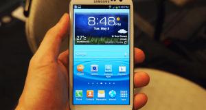 Custom ROM on Galaxy S3