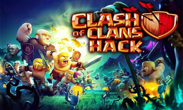 clash of clans hack mod apk download for android