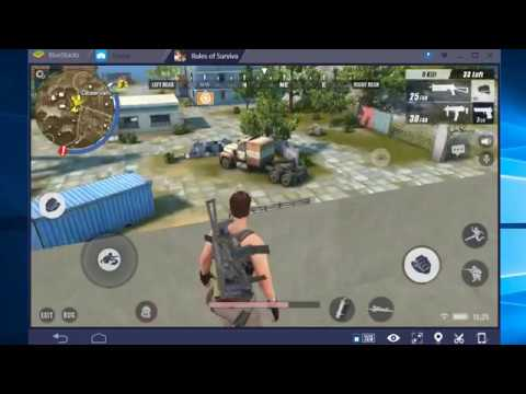 rules of survival knock down