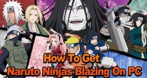 download Naruto Ultimate Ninja Blazing for PC