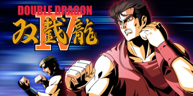 Download Double Dragon 4
