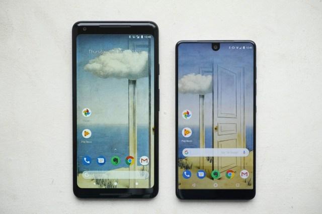 Google Pixel 2 Camera App