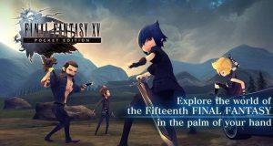 Final fantasy XV pocket edition for pc and mac