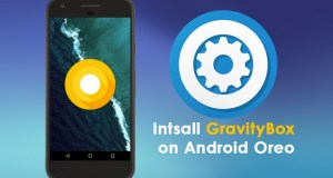 install GravityBox Xposed Module on Android 8.0