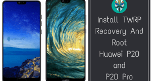 Root Huawei P20 Pro