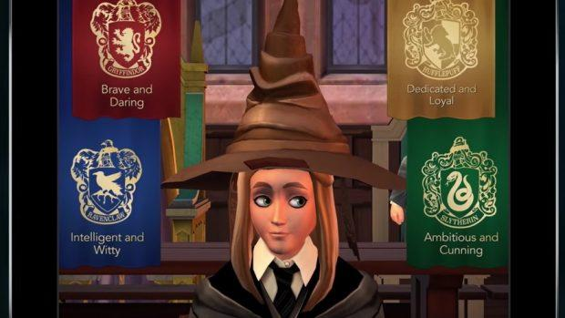 reset Harry Potter Hogwarts Mystery