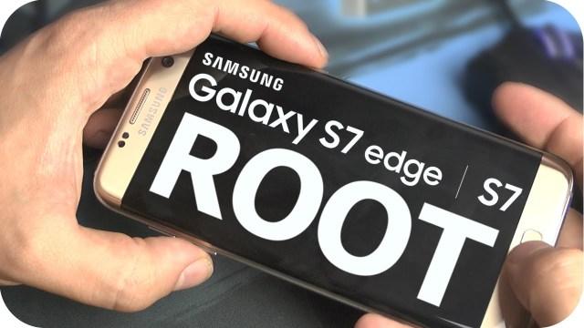 Root Galaxy S7