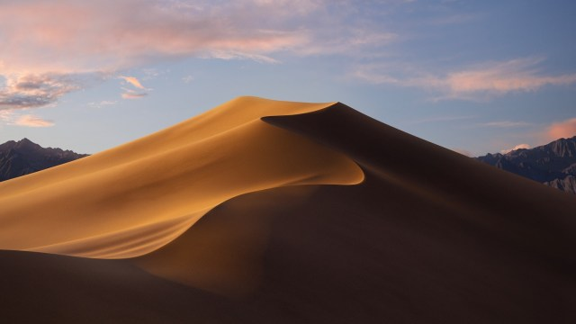 Mojave Official Wallpapers