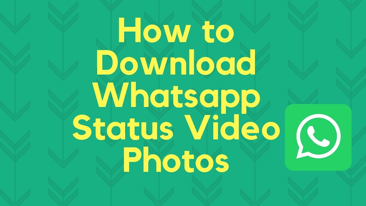 How To Download Whatsapp Statusstories On Your Android