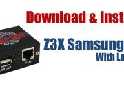 Download Z3X Samsung Tool Pro