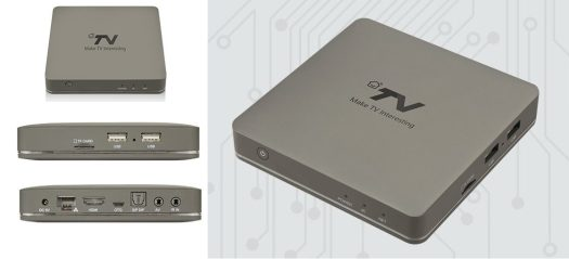 DV8219 Android TV TV Box