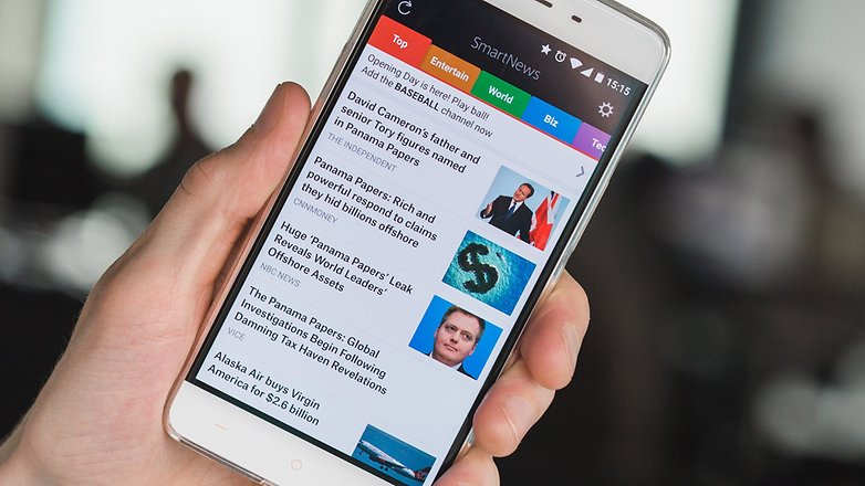 Best News Apps for Android - Android Update