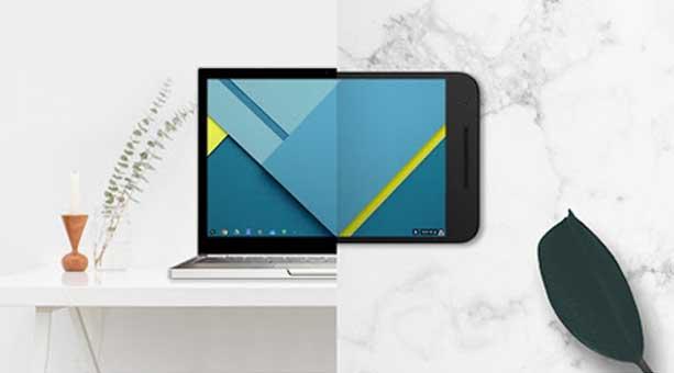 en iyi telefondan bilgisayarı kontrol etme uygulaması Chrome Remote Desktop