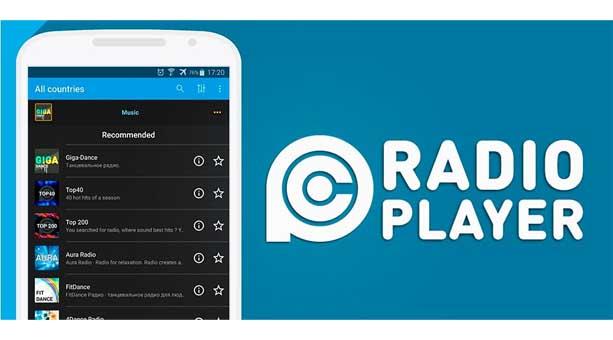 android için en iyi radyo uygulaması Radio Online - PCRADIO