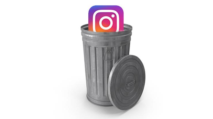 instagram hesap silme dondurma 2020